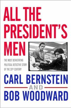 All the President's Men - Woodward, Bob; Bernstein, Carl