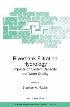 Riverbank Filtration Hydrology - Hubbs, Stephen A. (ed.)