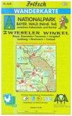Fritsch Karte - Nationalpark Bayerischer Wald (Nördlicher Teil) Zwieseler Winkel
