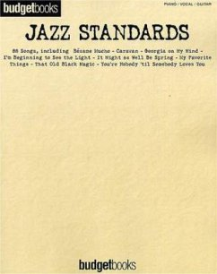Jazz Standards, Songbook