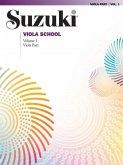 Suzuki Viola School, Vol 1: Viola Part