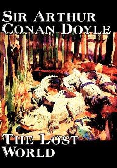 The Lost World by Arthur Conan Doyle, Science Fiction, Classics, Adventure