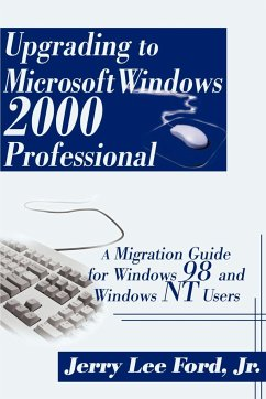 Upgrading to Microsoft Windows 2000 Professional