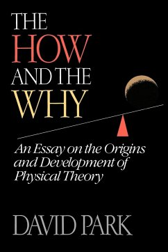 The How and the Why - Park, David