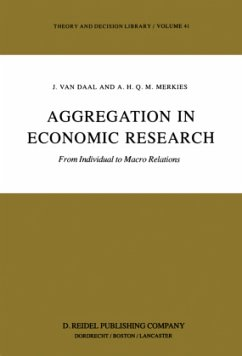 Aggregation in Economic Research