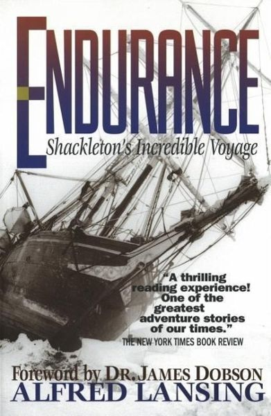 endurance shackleton s incredible voyage Buy a cheap copy of endurance: shackleton's incredible book by alfred lansing the astonishing saga of polar explorer ernest shackleton's survival for over a year.