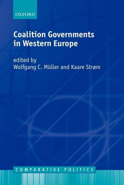 Coalition Governments in Western Europe - Muller, Wolfgang C. / Strom, Kaare (eds.)