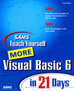 Teach Yourself More Visual Basic 6 in 21 Days - Mauer, Lowell