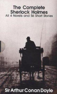 The Complete Sherlock Holmes - Doyle, Arthur Conan
