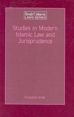 Studies in Modern Islamic Law and Jurisprudence - Arabi, Oussama