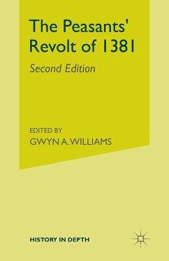 The Peasants Revolt of 1381 - Dobson, R.B.
