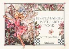 Flower Fairies Postcard Book - Barker, Cicely Mary