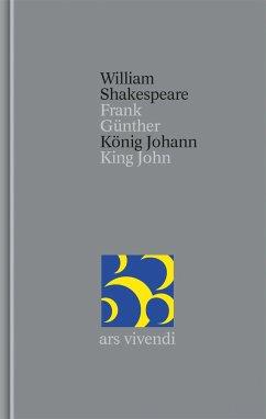 König Johann / King John [Zweisprachig] (Shakespeare Gesamtausgabe, Band 34) - Shakespeare, William