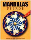 Mandalas Pferde