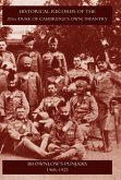 Historical Records of the 20th (Duke of Cambridge's Own) Infantry Brownlow's Punjabis 1909-1922