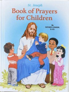 Saint Joseph Book of Prayers for Children - Lovasik, Lawrence G.