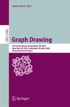 Graph Drawing - Pach, János (Volume ed.)