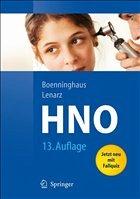 Hals-Nasen-Ohrenheilkunde - Boenninghaus, Hans-Georg / Lenarz, Thomas