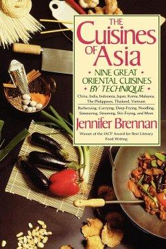 The Cuisines of Asia - Brennan, Jennifer