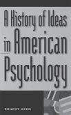 A History of Ideas in American Psychology