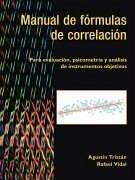 Manual de Formulas de Correlacion