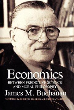 Economics - Buchanan, James M.