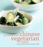Contemporary Chinese Vegetarian Cuisine