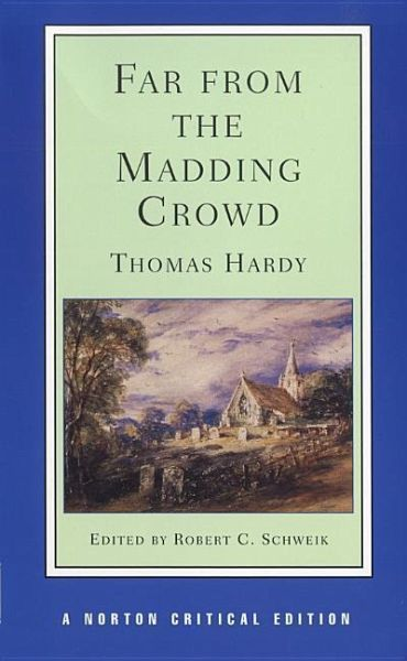 far from the madding crowd thomas J ohn schlesinger's 1967 adaptation of thomas hardy's far from the madding crowd must be the hardest act to follow in cinema history thomas vinterberg and his screenwriter david nicholls.