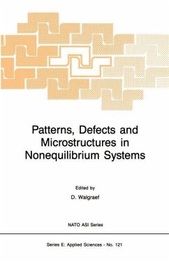 Patterns, Defects and Microstructures in Nonequilibrium Systems