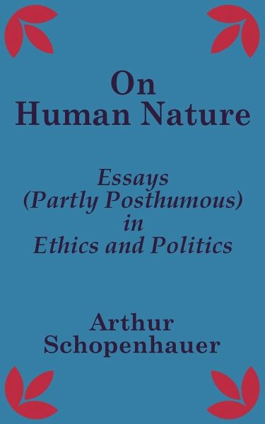 essay on humanity in politics