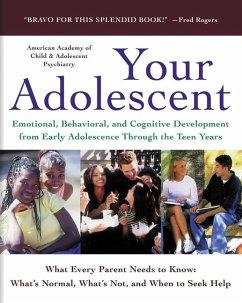 Your Adolescent - Pruitt, David