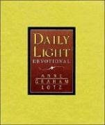 Daily Light - Burgundy - Lotz, Anne Graham