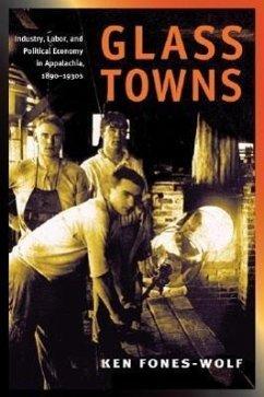Glass Towns - Fones-Wolf, Ken
