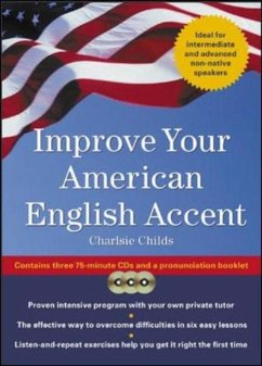 Improve Your American English Accent (Book w/ CD)