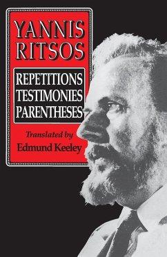 Yannis Ritsos - Ritsos, Yannis