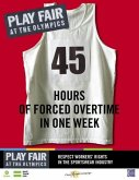 Play Fair at the Olympics: Respect Workers' Rights in the Sportswear Industry