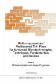 Multicomponent and Multilayered Thin Films for Advanced Microtechnologies: Techniques, Fundamentals and Devices