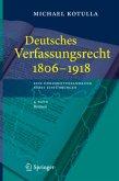 Deutsches Verfassungsrecht 1806 bis 1918. Bd. 4