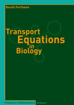 Transport Equations in Biology - Perthame, Benoit