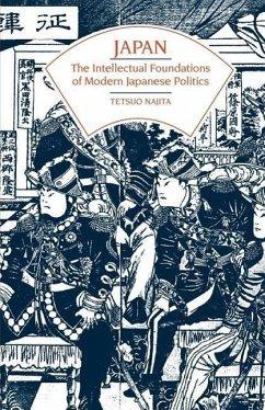 Japan the Intellectual Foundations - Najita, Tetsuo