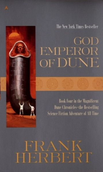 FRANK HERBERT *GOD EMPEROR OF DUNE *2007 SFBC EDITION *BRAND NEW