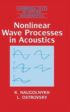 Nonlinear Wave Processes in Acoustics - Naugolnykh, K.; Ostrovsky, L.