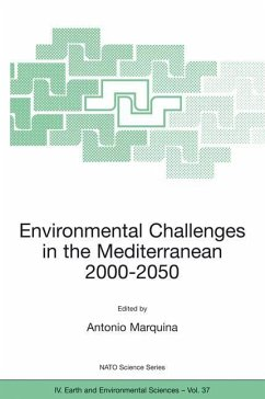 Environmental Challenges in the Mediterranean 2000-2050 - Marquina, Antonio (ed.)