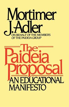 Paideia Proposal