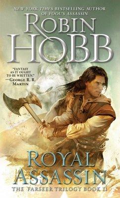 Royal Assassin - Hobb, Robin