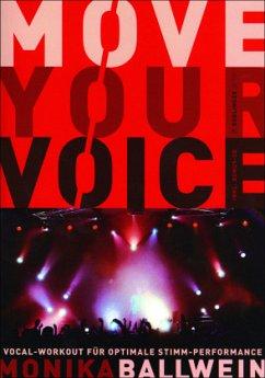 Move your Voice - Ballwein, Monika