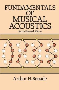 Fundamentals of Musical Acoustics: Second, Revi...