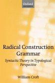 Radical Construction Grammar