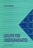 Groups for Undergraduates