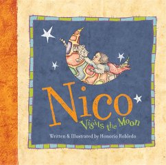 Nico Visits the Moon - Robledo, Honorio
